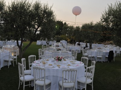 Seaside wedding in Puglia
