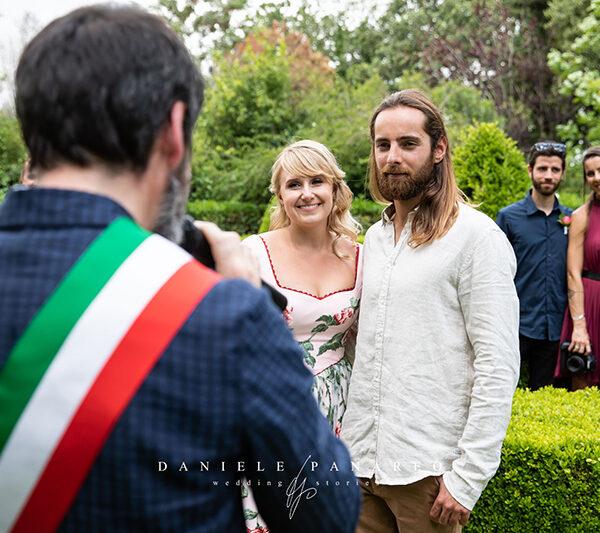 Garden civil wedding Puglia