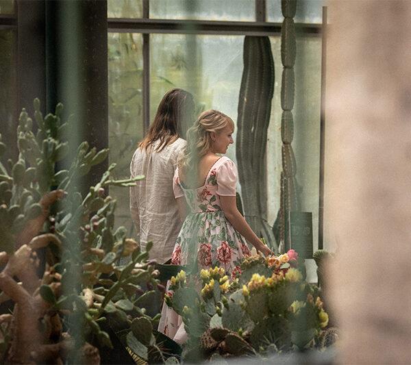 garden wedding in puglia