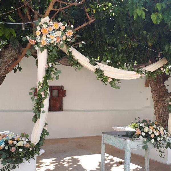 rustic chic wedding in puglia